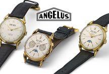 La histórica marca suiza Angelus vuelve a la vida