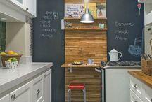 cozinha - ideias