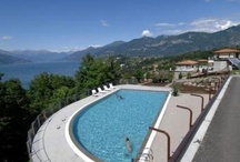Residence Borgo le Terrazze / Tutto vista lago, piscina e garage. Lake view accommodation only. Swimming pool, indoor parking.