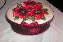 Вышивка лентами (Ribbon Embroidery)