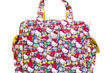 Hello Kitty Diaper Bags