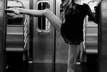 dance - trains / cars / bus