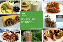 LCHF  Recipes