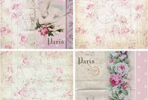 Paper Tags & Paper decorated