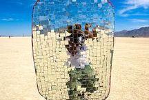 Spieëlglas mosaic