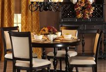 Dining Rooms / by Kathy Zour