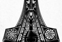 Tatoos viking