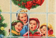 Delight In Vintage Cards / by Lisa M. Pace