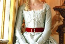 historical movie/tv gowns/costumes