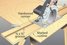 Diy wood machin tools and jiggs