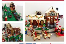 lego joulu