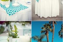 Pink, Blue, & Green Wedding - July / by Set Apart Designs