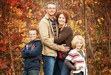 family portrait older kids