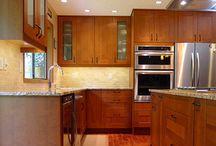 Adel Medium Brown Kitchen / by Stina Marie