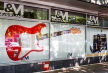 J&M Musikland / Das Thüringer Musikhaus mit großer Auswahl an Gitarren, Digitalpianos, Keyboards, Drums, Percussion ... und vieles mehr.