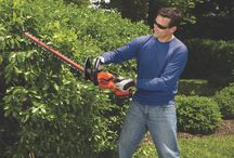 Hedge Trimmers / Hedge cutters are available in different power options, electrical models are powered by a mains cable so they are suitable for use where a power socket is reachable. Petrol models can be used anywhere as there is no cord to accidentally cut through.