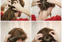 Hair tutorials / by TaNeesha Johnson