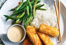 Recettes Végétarienne / Food, nourriture