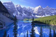 Laghi canadesi / Gli splendidi laghi canadesi