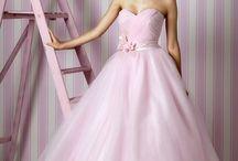 P wedding Dresses