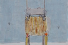 Chairs / by Dinah Jones