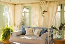 For the Home - Sunroom/Patio / by Melissa Simms
