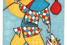 Tarot art