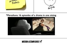 story of my life / All because k-drama!!!