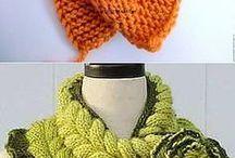 Háčkování a pleteni celenka
