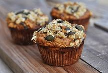Food: Muffins, Breads, Crackers & Scones