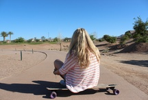 Skateboarding  / by Cathie Flaherty Stemple