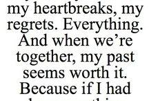 Love quotes / by Michelle Stewart