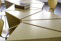 Mobiliario Geometrico