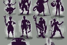 Character Silhouette