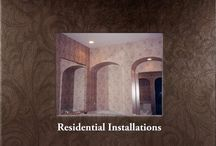 Residential Wallcovering / by Baughman Wallcovering