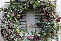 Kränze-Wreaths