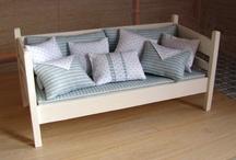 Miniature Furniture / by Genieva Gandham