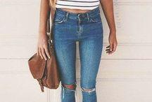 ✨_jeans_✨ / Pinterest xJuly