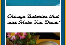 Chicago Bakeries that Will Make You Drool! / Chicago bakeries with drool-worthy bites!