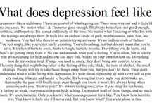 Depression is NOT all in your Head / by Kimberly Jester