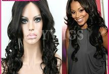 Wig / Hot selling full lace wig.front lace wig.