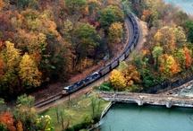 Almost Heaven, West Virginia / by Coleen Vannoy