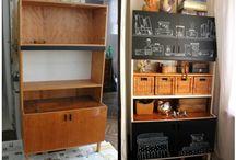 DIY мебель