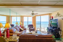 Sandpiper-Edgewater W404, Panama City Beach, FL / Sandpiper is a beautiful 1 bedroom, 2 bathroom beachfront vacation rental condo located in Panama City Beach, FL. Emerald Beach Properties, Inc. manages this property for the owner. Call (850) 234-0997 to book today!