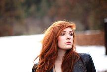 Ginger / by Sarah Denise
