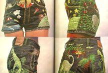 Дизайн одежды и трикотажа