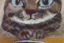 猫−高原鉄男