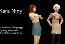 TS2CC - Clothes - Female