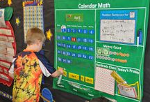 1st Grade Calendar Ideas
