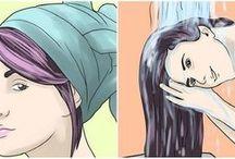 maska na vlasy